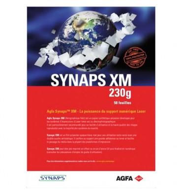 PAPYRUS Paquet de 50 feuilles SYNAPS XM 230g A4