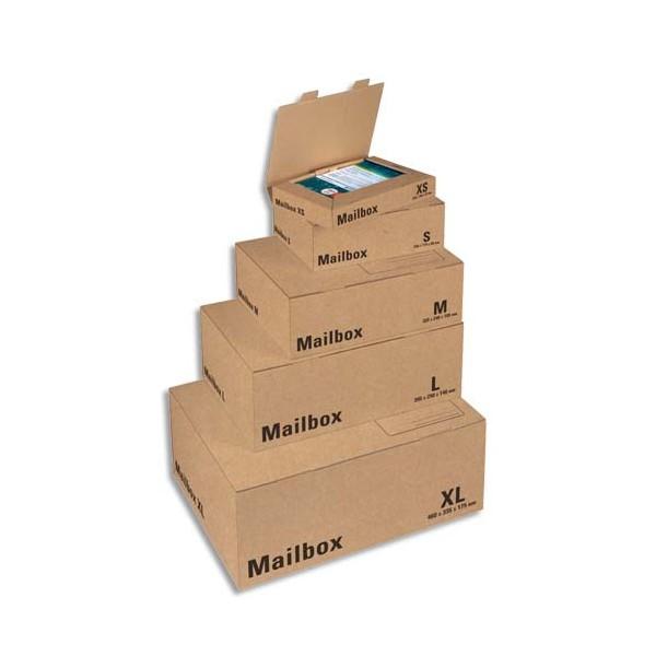 DINKHAUSER Boite d'expédition postale Medium 32,5 x 24 x 10,5 cm