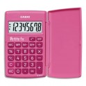 CASIO Calculatrice scientifique petite FX rose