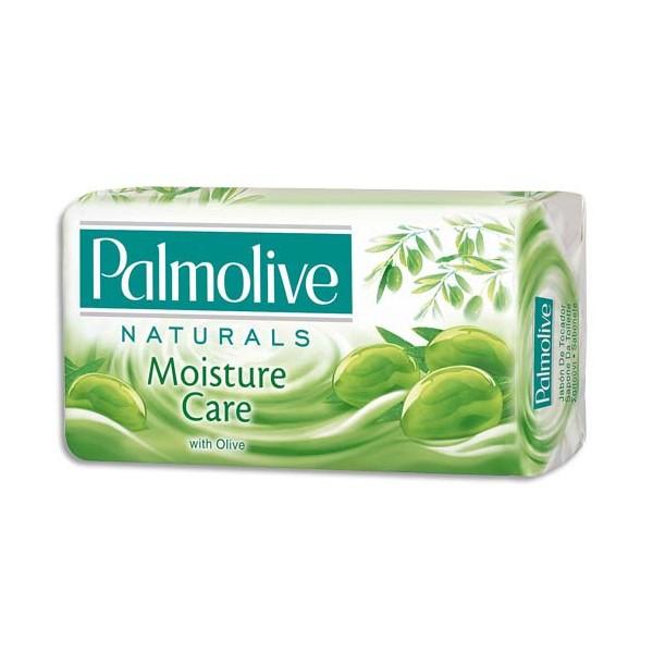 PALMOLIVE Lot de 6 Savons solides Naturals Original à l'Huile d'Olive, 6 x 90g
