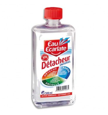 EAU ECARLATE Flacon de 500 ml détachant