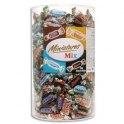 MARS, BOUNTY, SNIKERS, TWIX Assortiment de mini bonbons confiseries 3 kg, tubo de 96 pièces