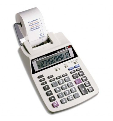 CANON calculatrice portable imprimante P23DTSC