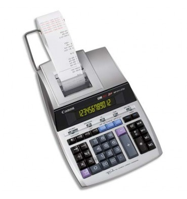 CANON Calculatrice imprimante 12 chiffres MP1211LTSC