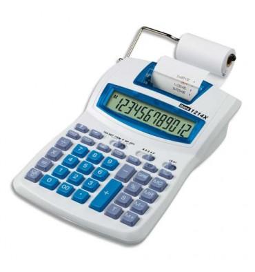 IBICO Calculatrice imprimante semi-professionnelle 12 chiffres 1214X
