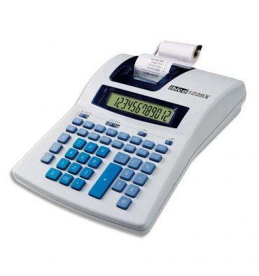 IBICO Calculatrice imprimante 1228X IB410192