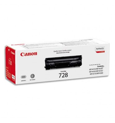 CANON Cartouche toner noir CGR728