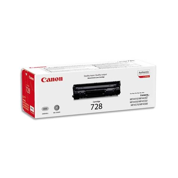 CANON Cartouche toner laser noir CGR728