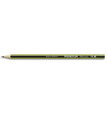 STAEDTLER Crayons bout gomme HB