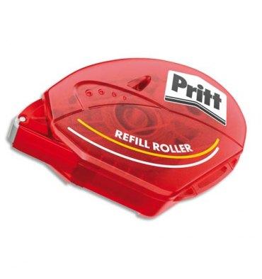 PRITT Roller de colle permanente rechargeable 8,4 mm x 16 m