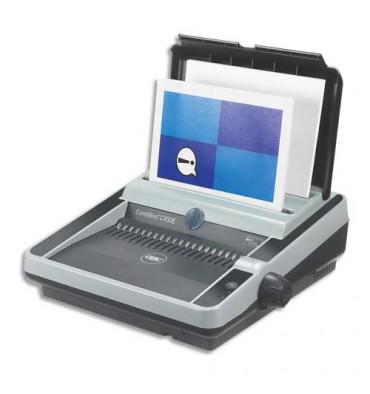GBC Perforelieur CombBind C450E pour utilisation au bureau perfore jusqu'à 25 feuilles 4400422