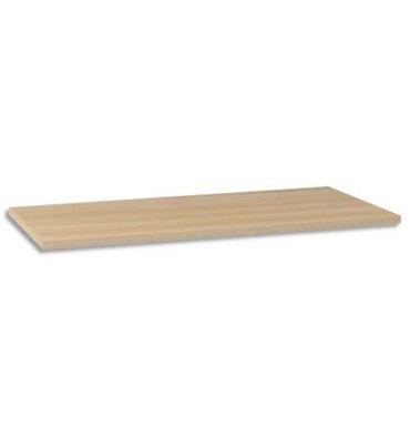 GAUTIER Top bois pour caisson 60 cm Sunday - Dimensions : L42 x H2 x P60 cm coloris Chêne
