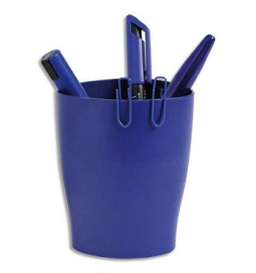 NEUTRE Pot à crayons ECO bleu - Polystyrène
