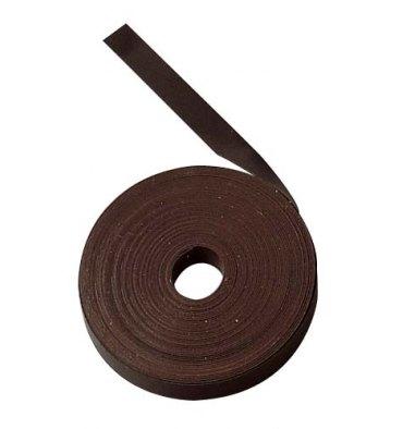 BI-OFFICE Ruban magnétique de 1 cm x 5 m noir