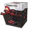 DOUWE EGBERTS Boîte de 80 sticks en poudre de cappuccino 1kg, 12,5g par stick