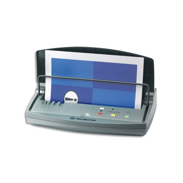 GBC Thermorelieur Thermabind T400 capacité 400 feuilles