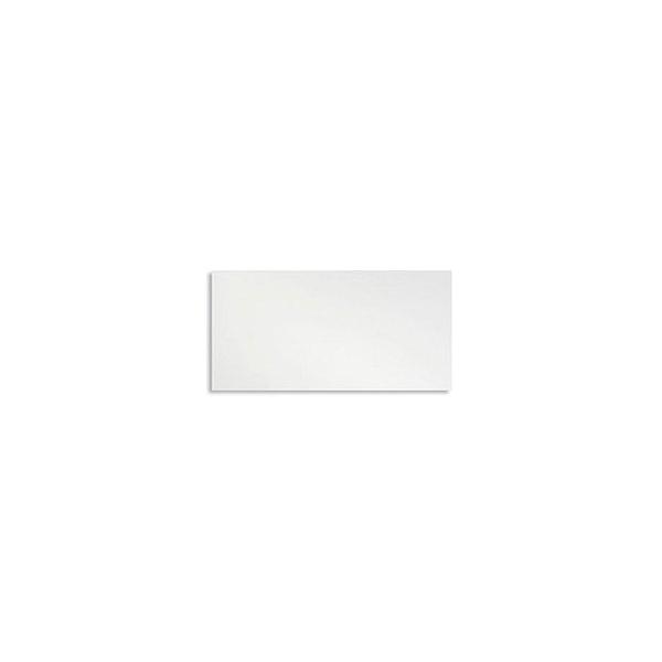 POLLEN BY CLAIREFONTAINE Paquet de 25 cartes 210g 10,6 x 21,3 cm. Coloris blanc