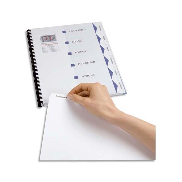 AVERY Kit de présentation Indexmaker 6 touches