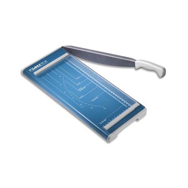 DAHLE Cisaille personnelle 502 A4 longueur de coupe 320 mm capacité 10 feuilles
