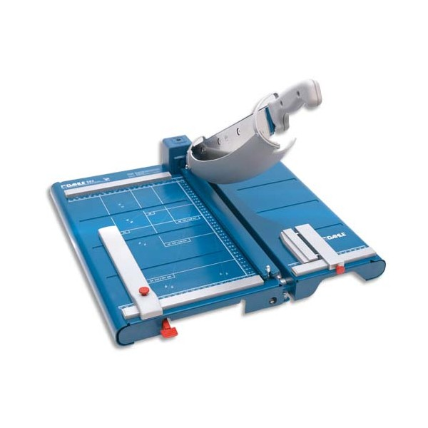DAHLE Cisaille professionnelle 561 35 feuilles + table avant-dispositif de bandelette + la