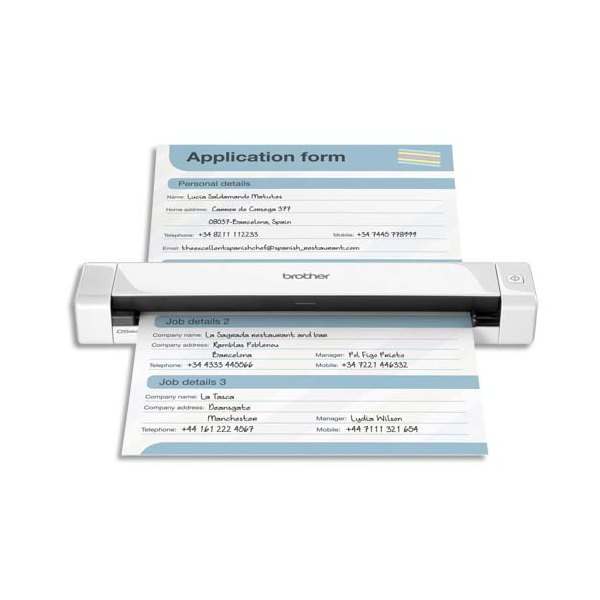 BROTHER Scanner mobile DS-620 (photo)