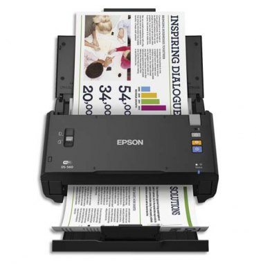 EPSON scanner a4 ds-560