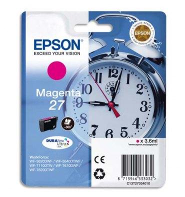 EPSON Cartouche jet d'encre magenta T2703