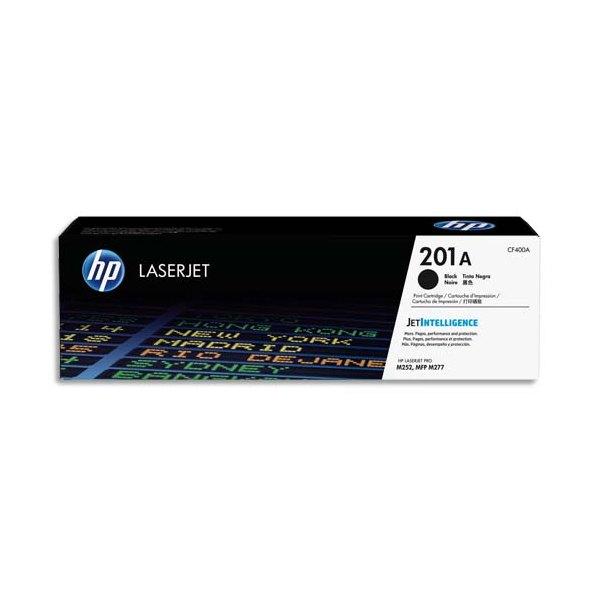 HP Cartouche toner laser noir 201A - CF400A