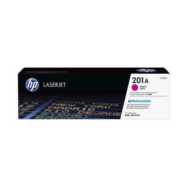 HP Cartouche toner laser magenta 201A - CF403A