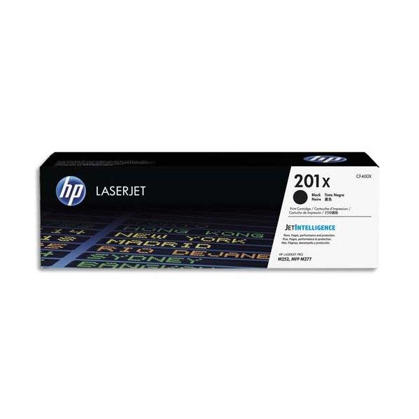 HP Cartouche toner laser noir 201X - CF400X