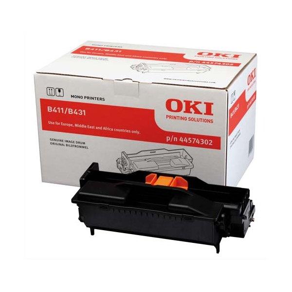 OKI Tambour laser noir 44574302