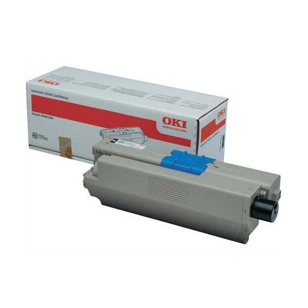 OKI Cartouche toner laser noir 44973536
