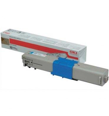 OKI Cartouche toner laser cyan 44973535