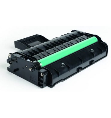 RICOH Cartouche toner laser noir GC T.SP201HE 407254