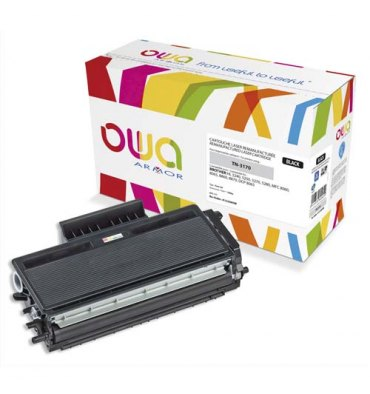 OWA BY ARMOR Cartouche toner laser noir compatibilité Brother TN-3170