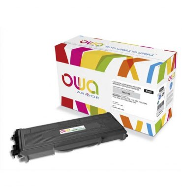OWA BY ARMOR Cartouche toner laser noir compatible Brother TN-2110