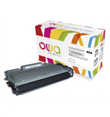 OWA BY ARMOR Cartouche toner laser noir compatible Brother TN-2220