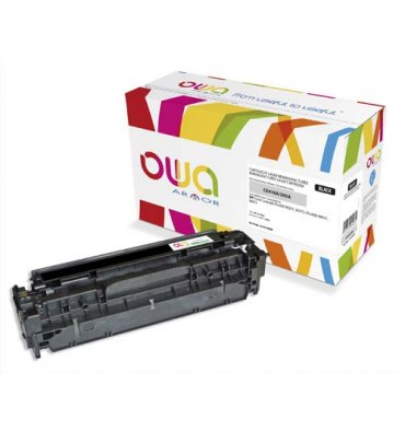 OWA BY ARMOR Cartouche toner laser noir compatible CE410A