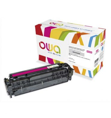 OWA BY ARMOR Cartouche toner laser magenta compatible HP CE413A