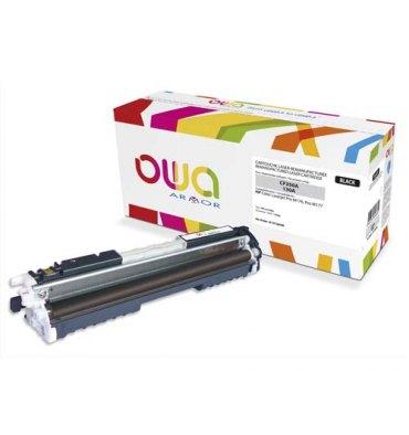OWA BY ARMOR Cartouche toner laser noir compatible HP CF350A