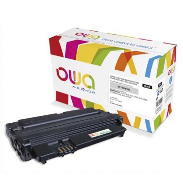 OWA BY AMOR Cartouche toner laser noir compatible Samsung MLT-D1052L