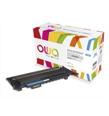 OWA BY AMOR Cartouche toner laser compatible SAMSUNG CLT-C4072S