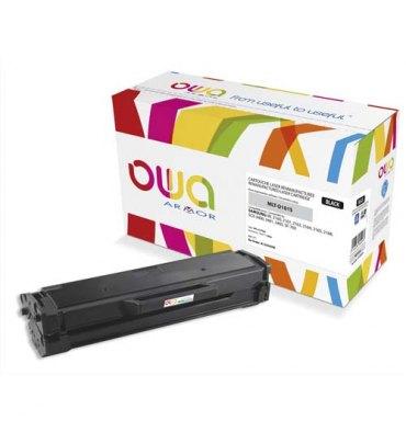 OWA BY AMOR Cartouche toner laser compatible Samsung MLT-D101S noir
