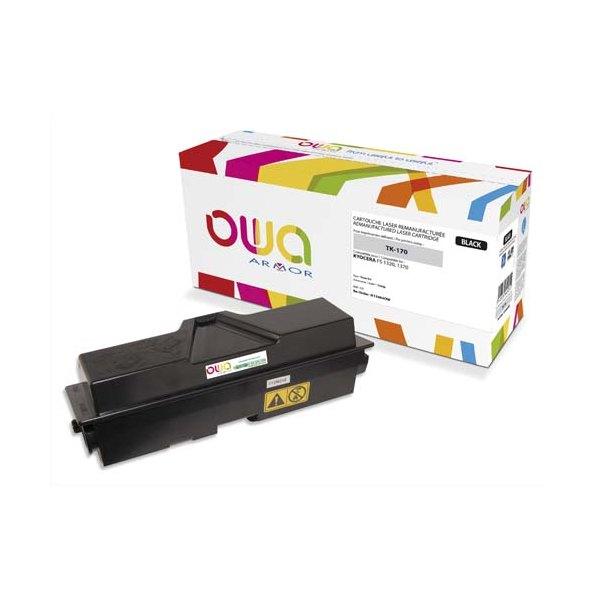 OWA BY ARMOR Cartouche toner laser compatibilité Kyocera noir TK-170