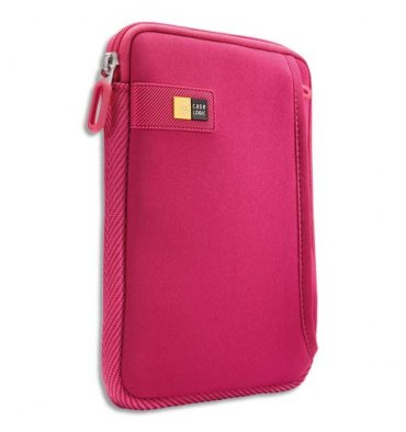 CASE LOGIC Housse de protection rose 6/8""