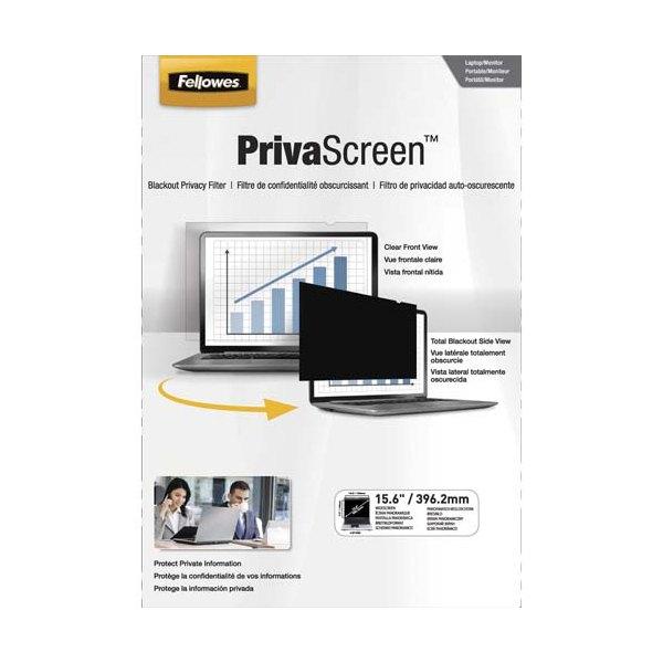 FELLOWES Filtre de confidentialité PrivaScreen 15,6'' (16/9) pour ordinateurs (photo)