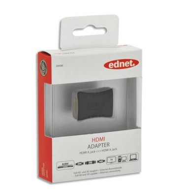 EDNET Adaptateur HDMI type A