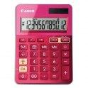 CANON Calculatrice de bureau 12 chiffres LS-123K Rose