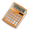 CITIZEN Calculatrice de bureau 8 chiffres CDC80ORWB laquée orange