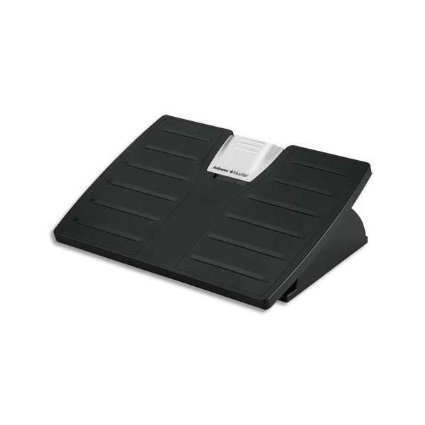 FELLOWES Repose-pieds ajustable par pression avec protection anti-microbienne Office Suites
